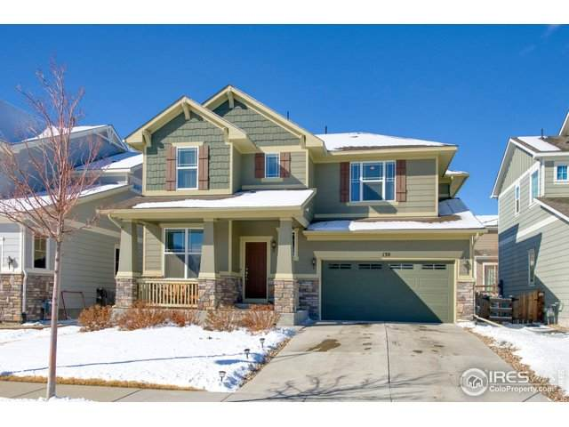 130 Westwood Way, Erie, CO 80516 (MLS #933846) :: J2 Real Estate Group at Remax Alliance