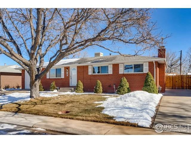 836 Busch St, Longmont, CO 80501 (MLS #933856) :: J2 Real Estate Group at Remax Alliance