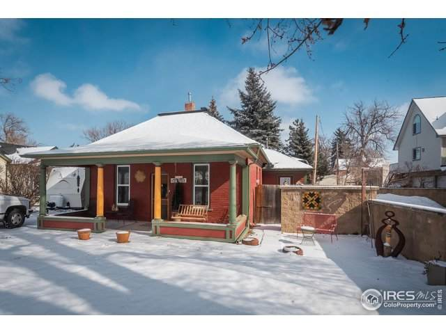 526 5th St, Berthoud, CO 80513 (MLS #933861) :: Wheelhouse Realty