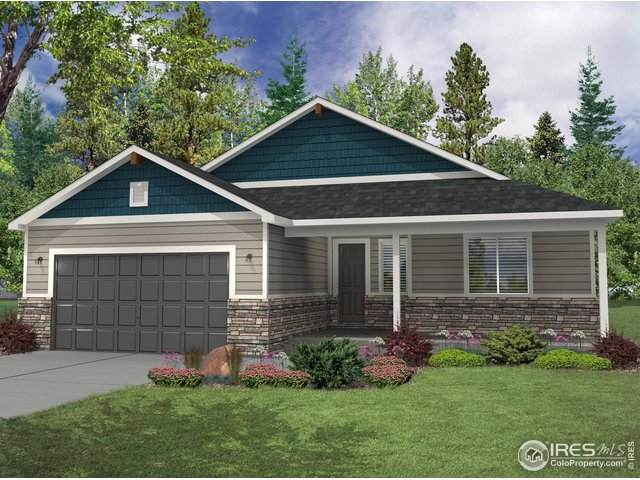 252 Hillspire Dr, Windsor, CO 80550 (MLS #933870) :: Wheelhouse Realty
