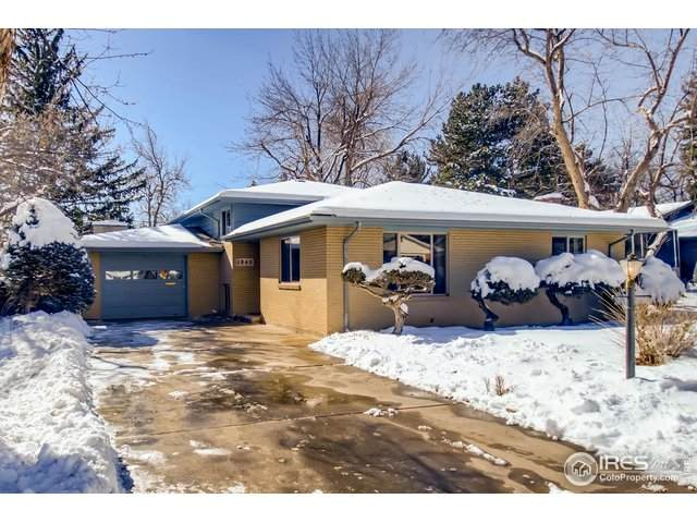 1840 Forest Ave, Boulder, CO 80304 (MLS #933872) :: 8z Real Estate