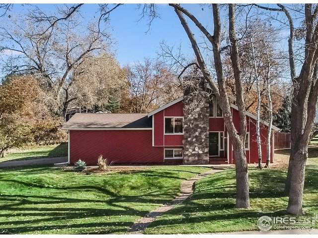 2000 Brookwood Dr, Fort Collins, CO 80525 (MLS #933877) :: Keller Williams Realty