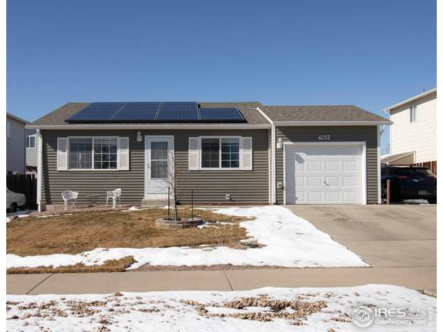 4013 Partridge Ave, Evans, CO 80620 (MLS #933902) :: Colorado Home Finder Realty