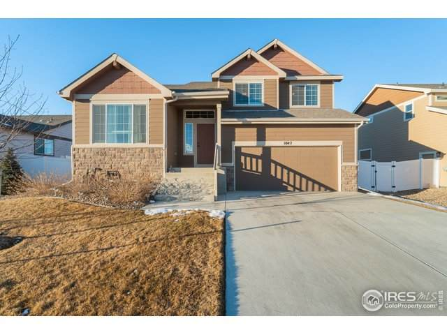 1042 Mt Oxford Ave, Severance, CO 80550 (MLS #933905) :: Downtown Real Estate Partners