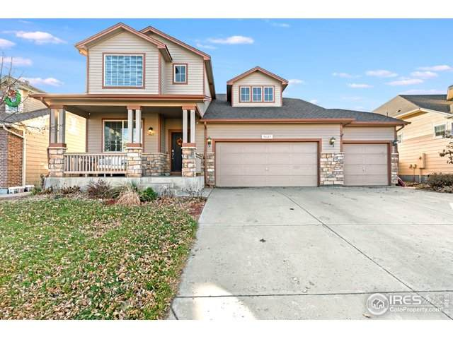 5627 Quarry St, Timnath, CO 80547 (#933910) :: James Crocker Team
