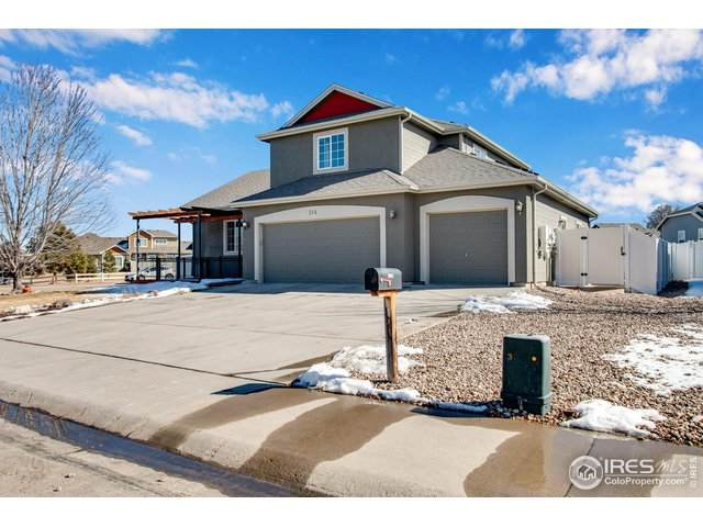 114 63rd Ave, Greeley, CO 80634 (MLS #933933) :: 8z Real Estate