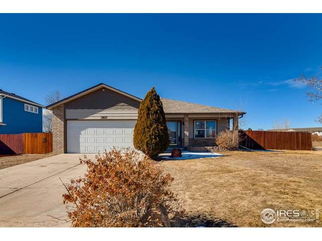 3403 Cove Way, Evans, CO 80620 (MLS #933939) :: Colorado Home Finder Realty