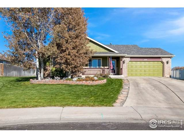 2409 Dock Dr, Evans, CO 80620 (MLS #933949) :: Downtown Real Estate Partners