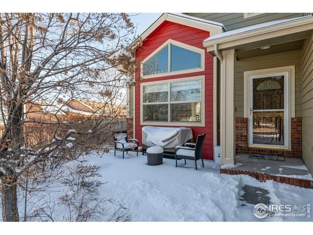 807 Marble Dr, Fort Collins, CO 80526 (MLS #933951) :: 8z Real Estate