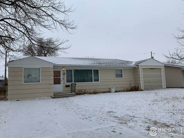 121 Bannock St, Sterling, CO 80751 (MLS #933953) :: 8z Real Estate