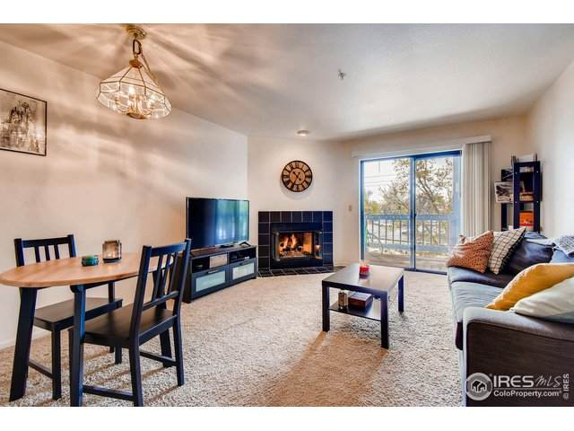 2727 Folsom St #211, Boulder, CO 80304 (MLS #933960) :: 8z Real Estate