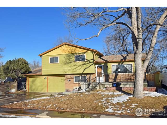 2402 Dotsero Ave, Loveland, CO 80538 (MLS #933961) :: Wheelhouse Realty