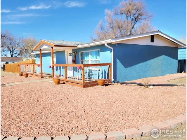 211 3rd Ave, Wiggins, CO 80654 (MLS #933972) :: Downtown Real Estate Partners