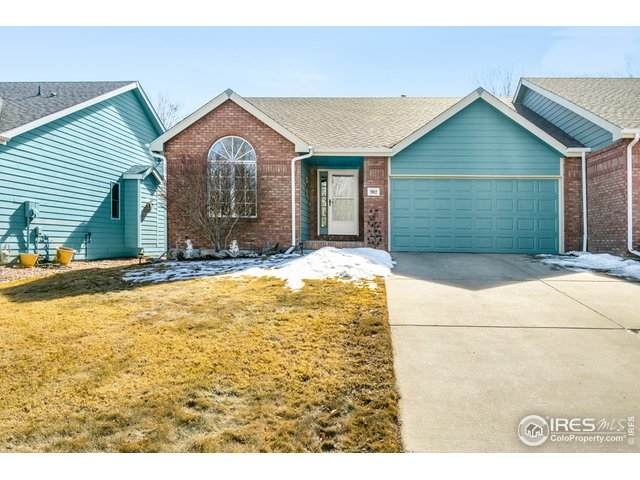 902 N 4th St, Johnstown, CO 80534 (MLS #933992) :: Fathom Realty
