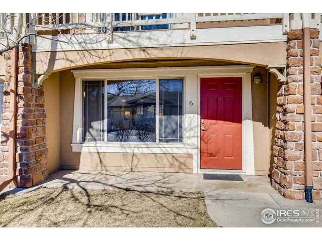 4800 Osage Dr #6, Boulder, CO 80303 (#934001) :: Compass Colorado Realty