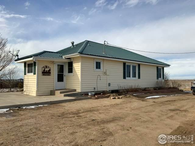30770 County Road 50, Kersey, CO 80644 (MLS #934002) :: Downtown Real Estate Partners