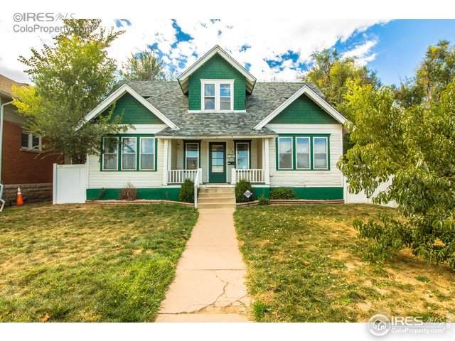 1819 6th Ave, Greeley, CO 80631 (MLS #934007) :: Re/Max Alliance