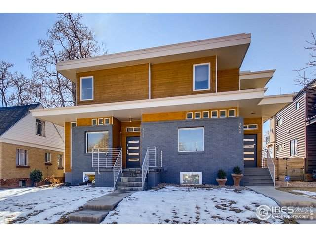 3066 W 27th Ave, Denver, CO 80211 (MLS #934013) :: Wheelhouse Realty