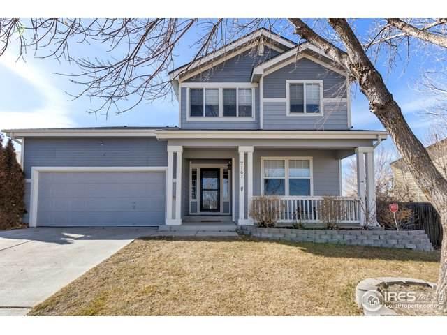 7161 High St, Longmont, CO 80504 (MLS #934015) :: Keller Williams Realty