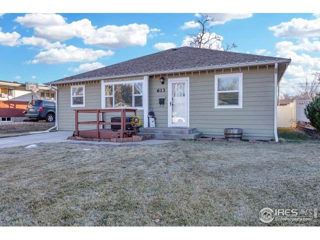 613 Columbine St, Sterling, CO 80751 (MLS #934021) :: 8z Real Estate