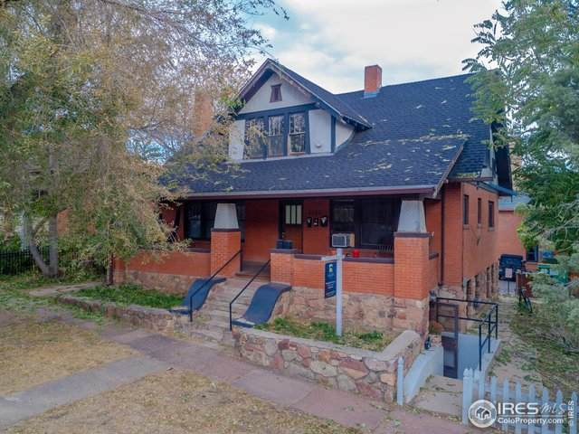 2130 11th St, Boulder, CO 80302 (MLS #934025) :: 8z Real Estate