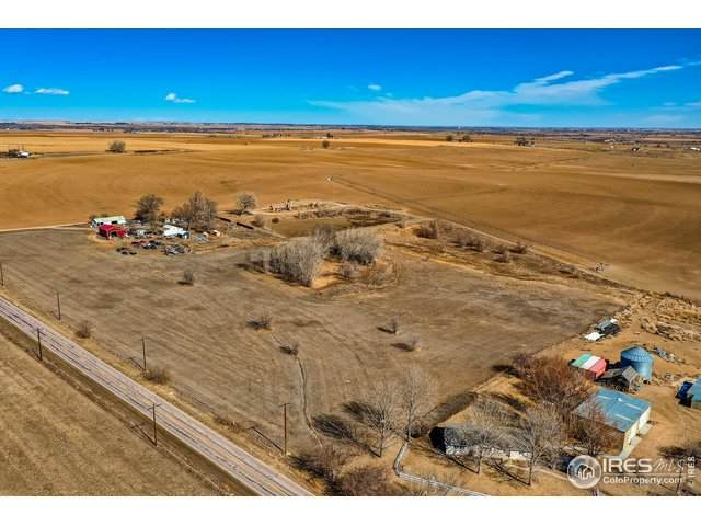 0 Weld County Road 17, Johnstown, CO 80534 (MLS #934037) :: RE/MAX Alliance
