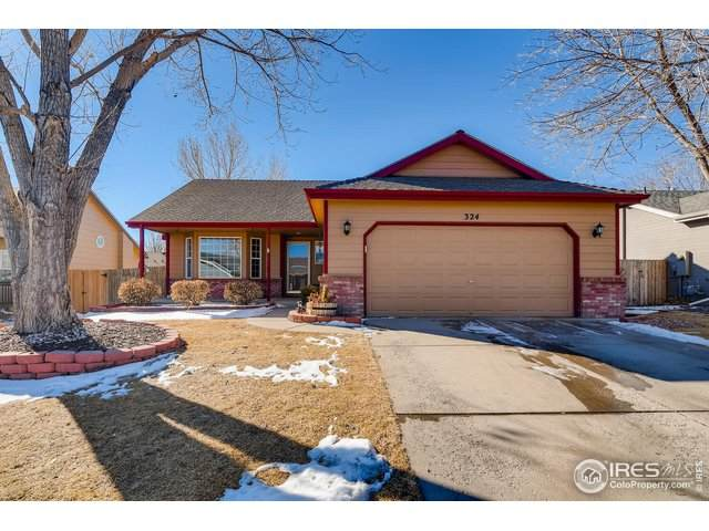 324 Riviera Ln, Johnstown, CO 80534 (MLS #934054) :: J2 Real Estate Group at Remax Alliance
