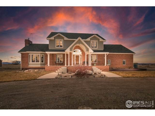 18435 County Road 33, La Salle, CO 80645 (MLS #934056) :: J2 Real Estate Group at Remax Alliance