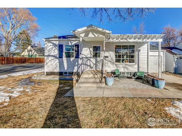 1290 Grant Ave, Loveland, CO 80537 (MLS #934063) :: Tracy's Team