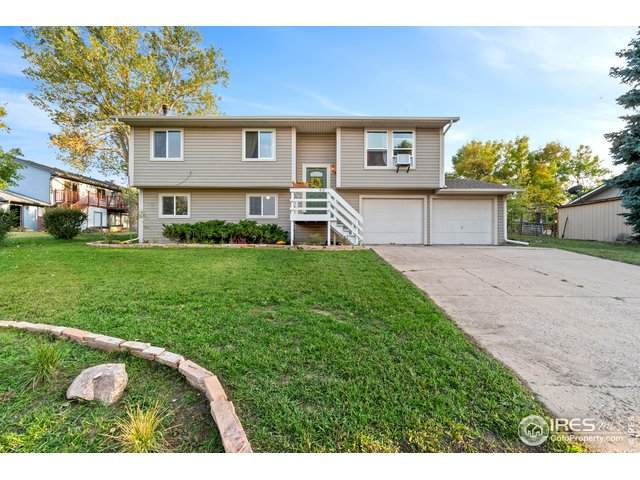 413 Skyway Dr, Fort Collins, CO 80525 (MLS #934064) :: Keller Williams Realty