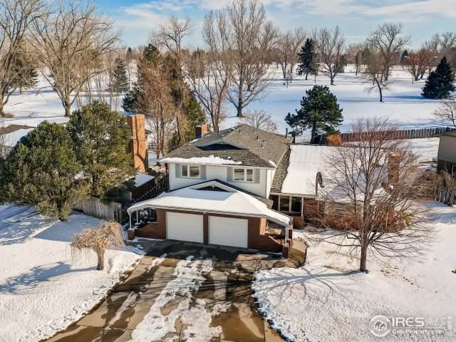 2056 Fairway Ln, Greeley, CO 80634 (MLS #934065) :: Tracy's Team
