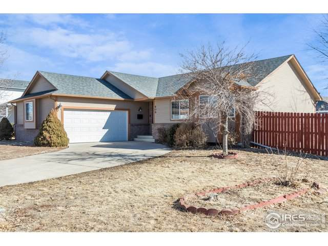 406 N 13th Ave, Brighton, CO 80601 (#934066) :: James Crocker Team