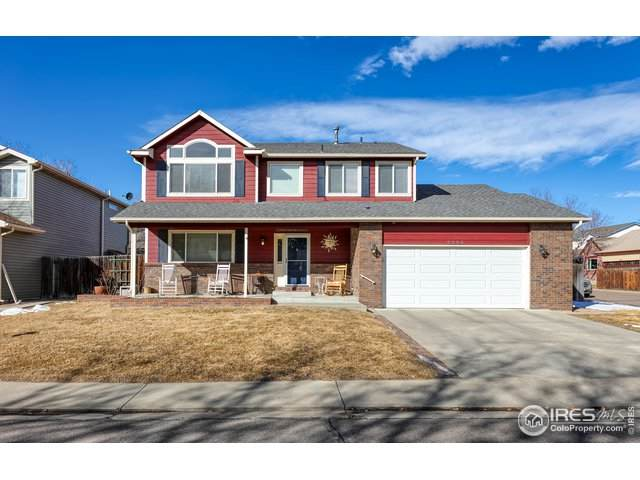 2325 Frontier St, Longmont, CO 80501 (MLS #934072) :: Keller Williams Realty