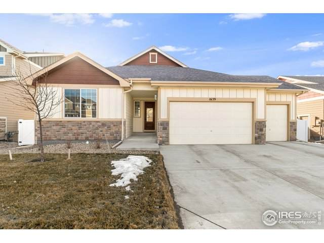 1639 Shoreview Pkwy, Severance, CO 80550 (#934074) :: Realty ONE Group Five Star