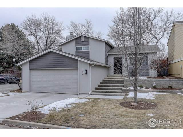 1440 Glenda Ct, Loveland, CO 80537 (MLS #934084) :: Downtown Real Estate Partners