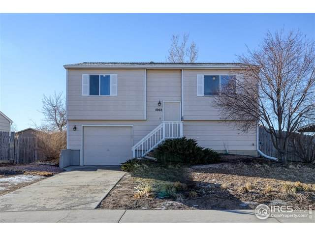 1002 E 24th St Rd, Greeley, CO 80631 (MLS #934089) :: Tracy's Team