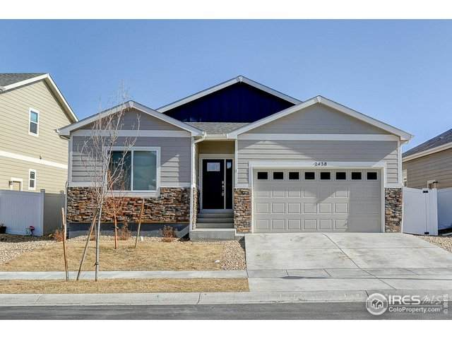 2438 Barela Dr, Berthoud, CO 80513 (MLS #934090) :: RE/MAX Alliance