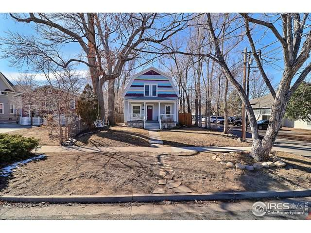 1219 13th Ave, Greeley, CO 80631 (MLS #934092) :: 8z Real Estate