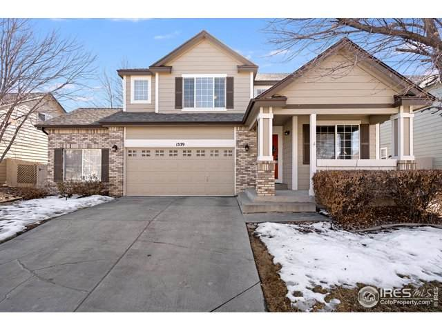 1339 Saint John Pl, Fort Collins, CO 80525 (MLS #934100) :: Wheelhouse Realty