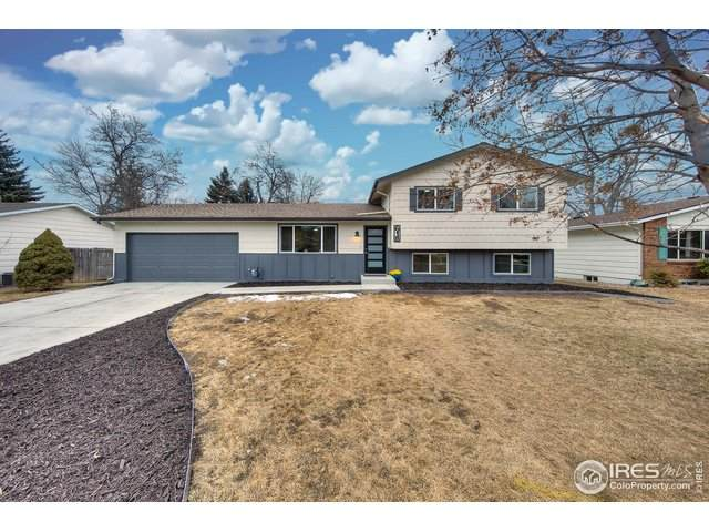 618 Locust Grove Dr, Fort Collins, CO 80521 (MLS #934101) :: Keller Williams Realty