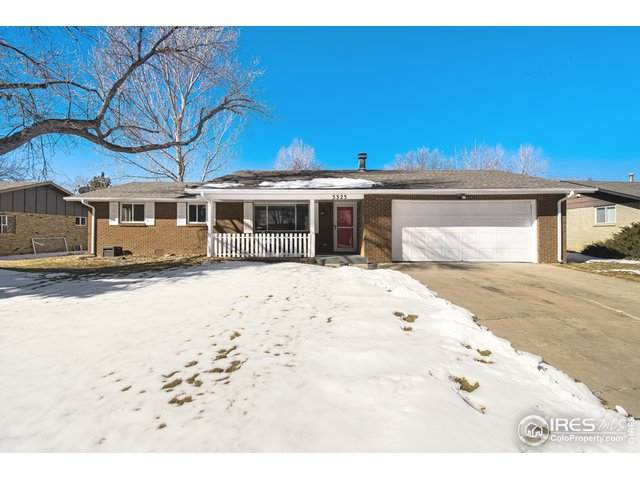 3323 Birch Dr, Loveland, CO 80538 (MLS #934127) :: Wheelhouse Realty