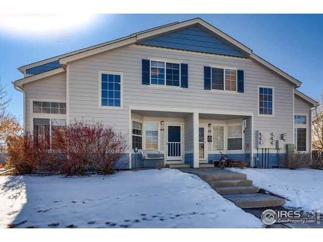 1419 Red Mountain Dr #44, Longmont, CO 80504 (MLS #934128) :: Colorado Home Finder Realty