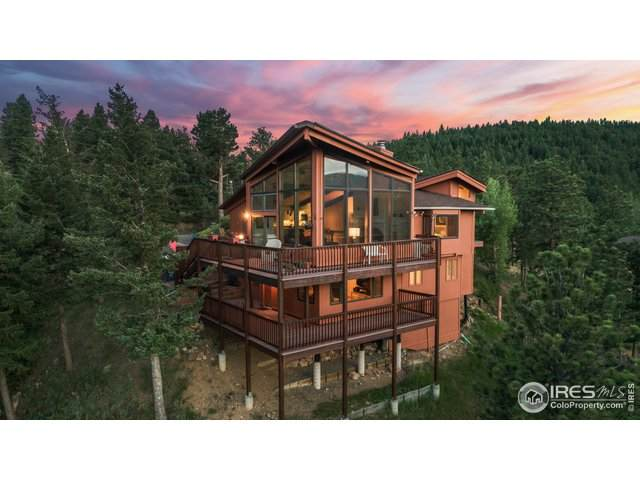 41 Cliffhanger Dr, Boulder, CO 80302 (MLS #934140) :: J2 Real Estate Group at Remax Alliance