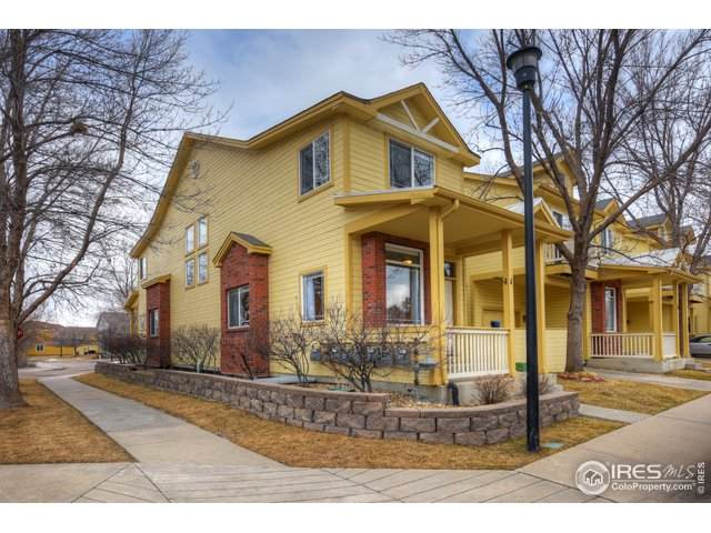 818 S Terry St 1A, Longmont, CO 80501 (#934142) :: Kimberly Austin Properties