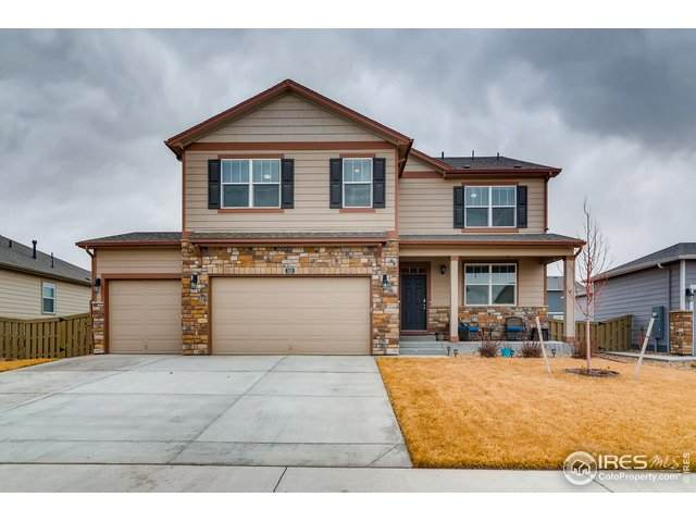 323 Jay Ave, Severance, CO 80550 (MLS #934143) :: Jenn Porter Group