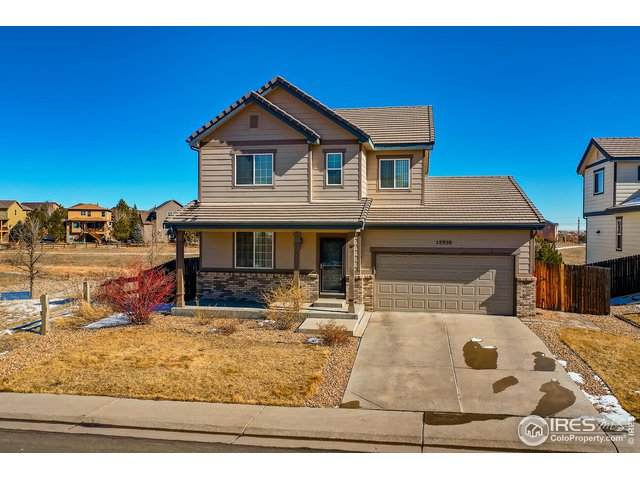 12950 Spruce St, Thornton, CO 80602 (MLS #934148) :: 8z Real Estate