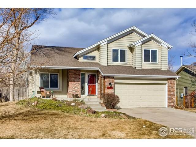 2501 Vine Pl, Boulder, CO 80304 (MLS #934155) :: Kittle Real Estate
