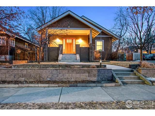 215 E Elizabeth St, Fort Collins, CO 80524 (MLS #934160) :: Downtown Real Estate Partners