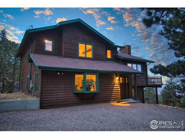 601 Brook Rd, Boulder, CO 80302 (MLS #934165) :: 8z Real Estate