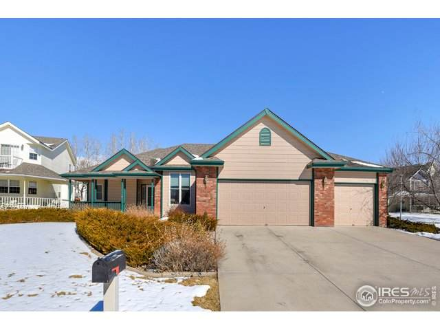 935 Hawkridge Cir, Eaton, CO 80615 (MLS #934166) :: J2 Real Estate Group at Remax Alliance